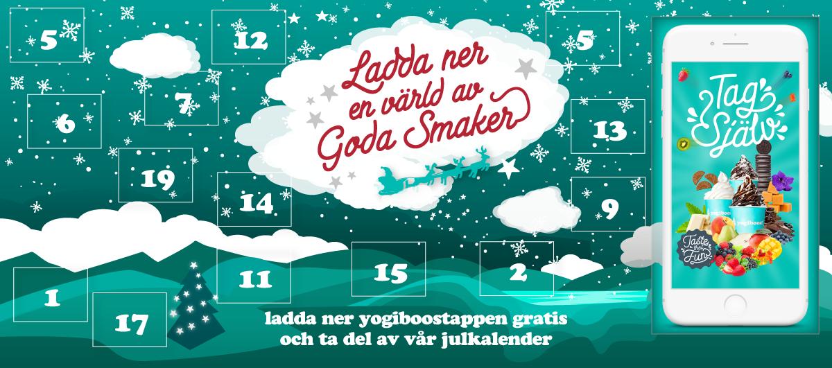 Yogiboost Julkalender